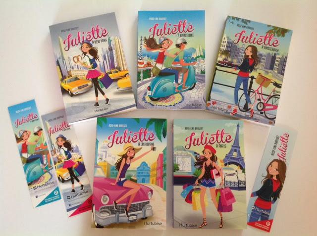 Rose-Line Brasset Juliette livre