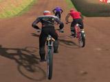"""في لعبة """"سباق دراجات ثلاثية الأبعاد"""" ، ستشارك في مسابقات مجنونة ، حيث لا تحتاج إلى الركوب جيدًا فحسب ، بل أيضًا المسجات للقتال وتفادى ضربات الخصوم."""