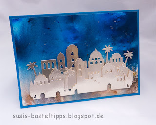 Weihnachtskarte-bethlehem-edgelits-big-shot-stampin-up-von-demonstratorin-in-coburg-brusho-preussischblau-aquarell-silhouette