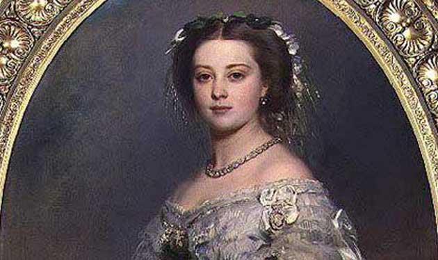 Rainha Vitória História a anel