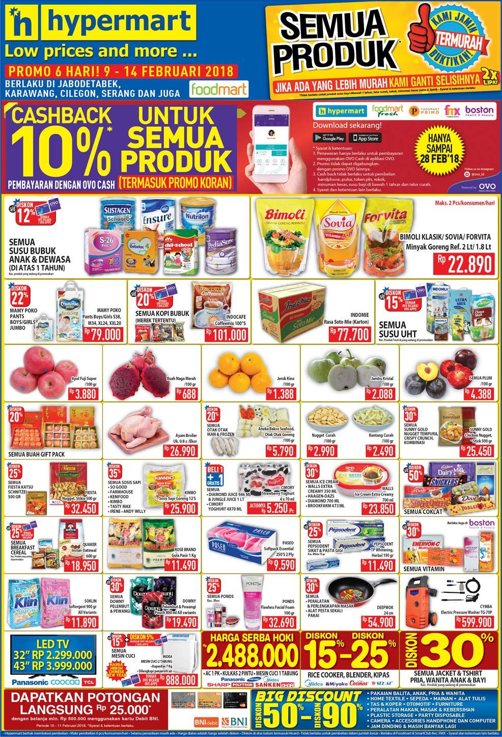 Harga Jual Tv Led Hypermart Software Display Informasi Dan Promosi Voucher Belanja Katalog Promo Jsm Akhir Pekan Periode 09