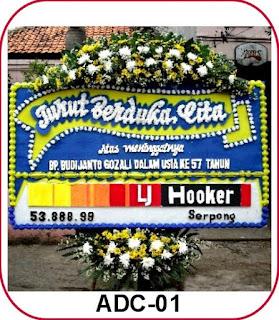 Toko Bunga di Tomang