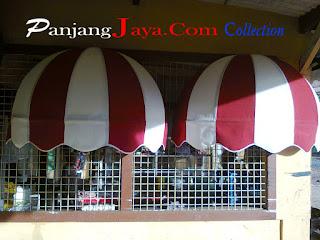 Canopy kain jakarta Pusat