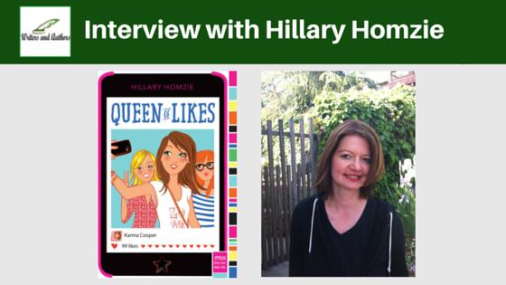 Interview with Hillary Homzie