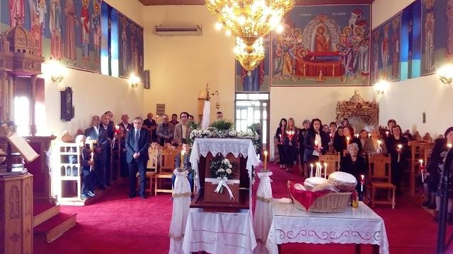 Στο Βασιλικό Ηγουμενίτσας εορτάστηκε πανηγυρικά η Ζωοδόχος Πηγή