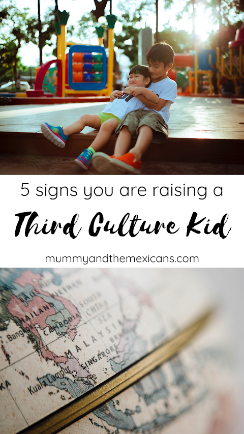 5 signs you are raising a third culture kid