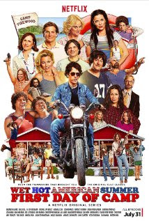 Wet Hot American Summer - First Day of Camp - Todas as Temporadas - HD 720p