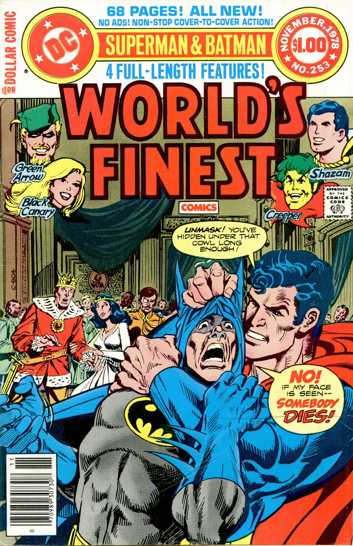 Read online World's Finest Comics comic -  Issue #253 - 2