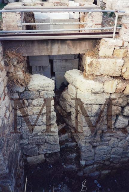 Οι απαγορευμένες Είσοδοι της Ακροπόλεως των Αθηνών