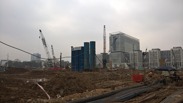Công trình xây dựng An Bình City