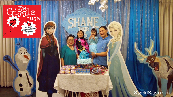 Bacolod party planner