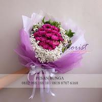 Jual Carnations Import, toko bunga online murah, hand bouquet bunga,