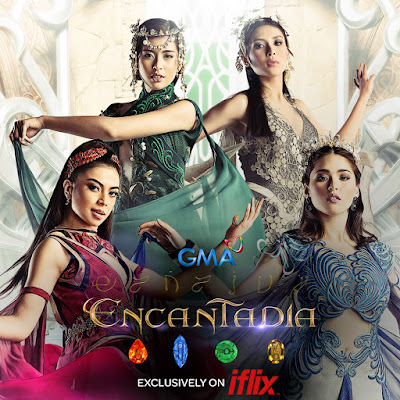 watch encantadia online