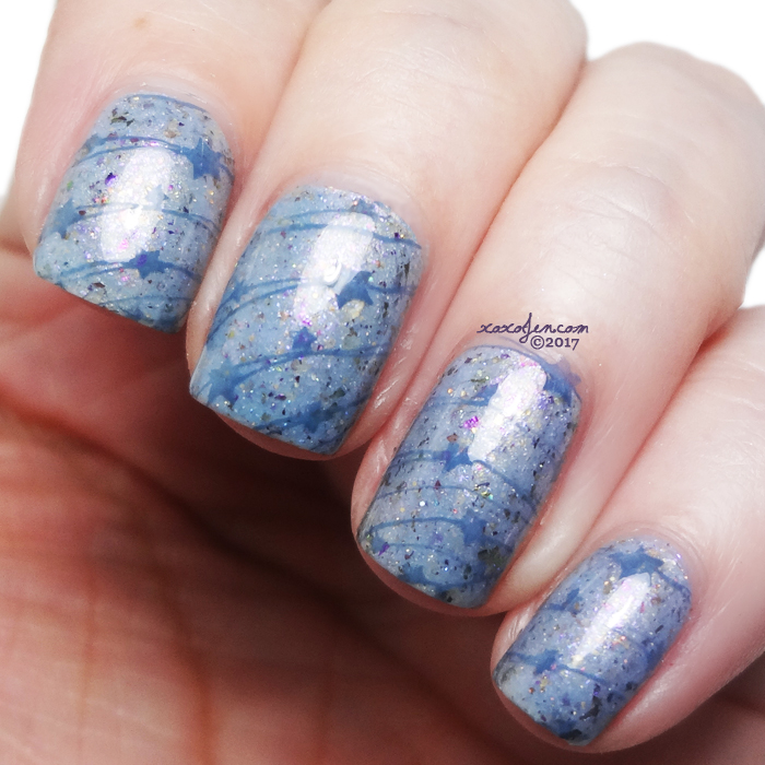 xoxoJen's swatch of GIrly Bits: Winter Whispers