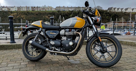 Ride Review: 2017 Triumph Street Cup