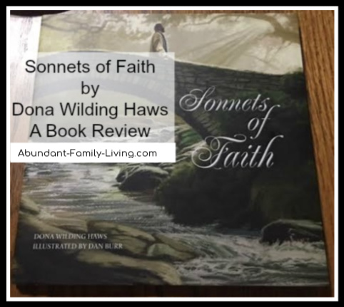 Sonnets of Faith by Dona Wilding Haws