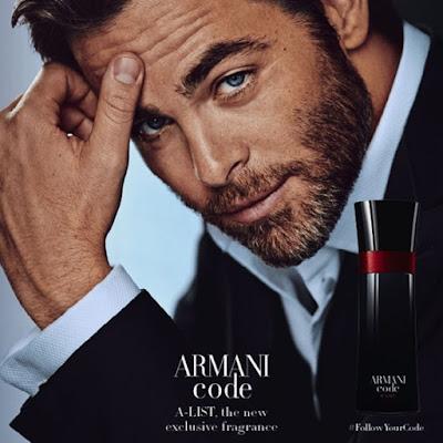 Armani Code A-List - reklama
