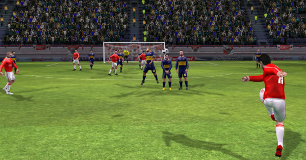 best football games for iPhone and iPad Free iOS soccer games