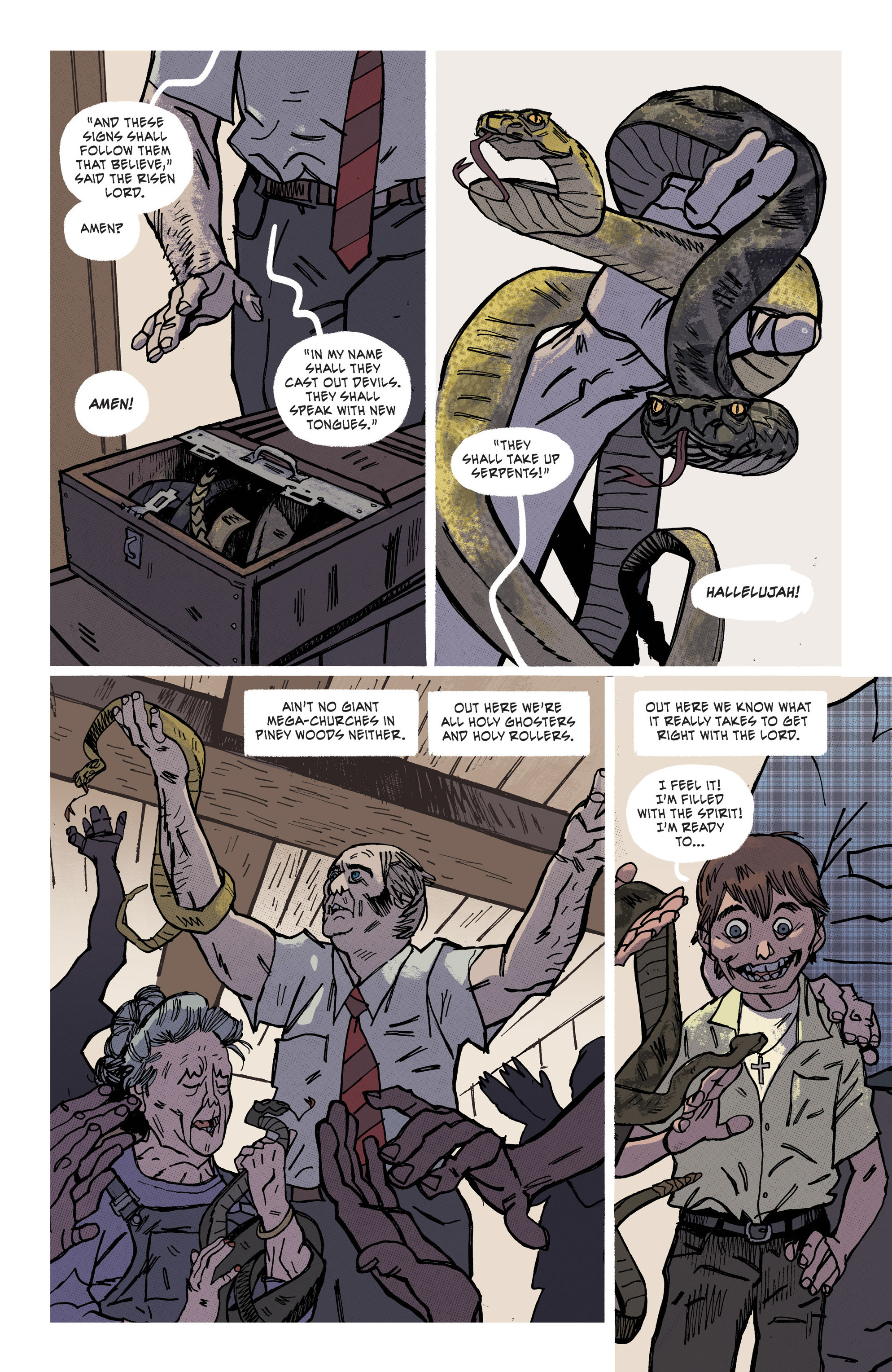 Read online Southern Bastards comic -  Issue #11 - 8
