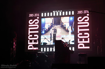 Pectus - Koncert zespołu