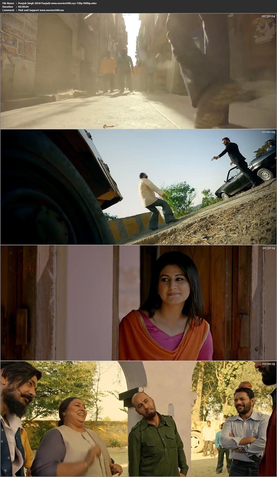 Punjab Singh 2018 Punjabi Full Movie HDRip 720p at movies500.site