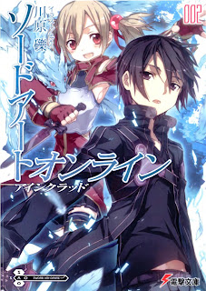 Download Sword Art Online Volume 02 – Aincrad