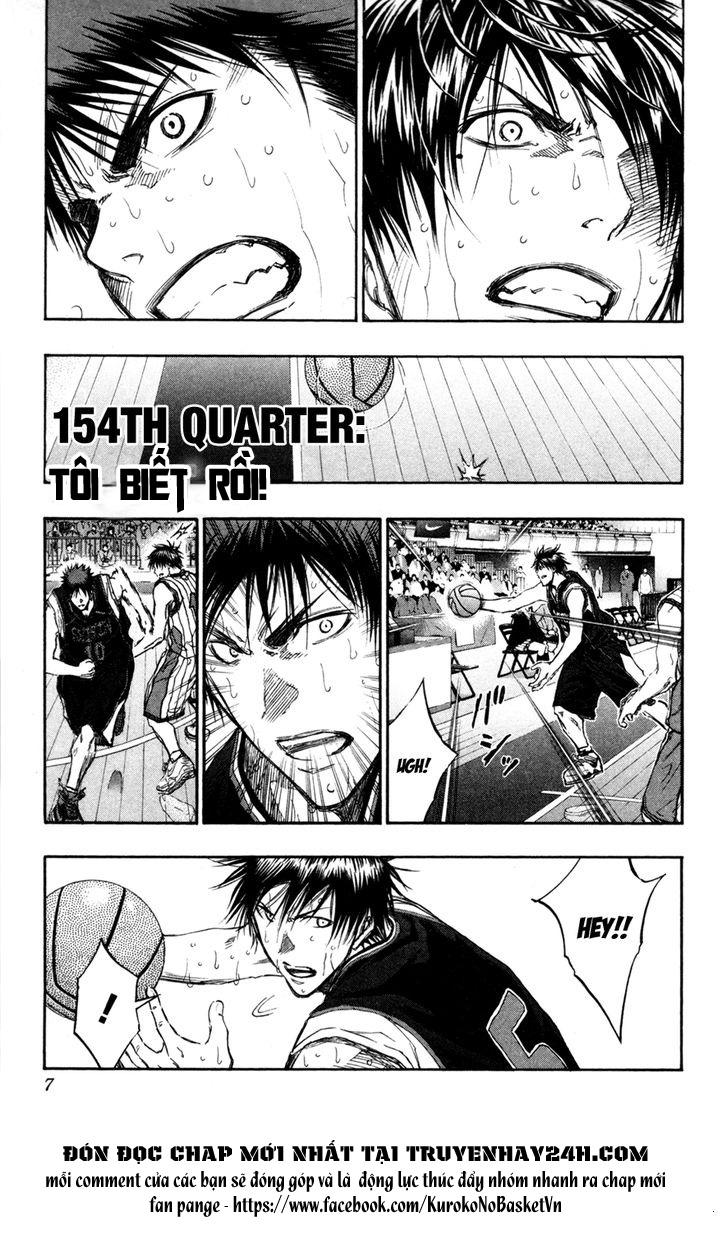 Kuroko No Basket chap 154 trang 6