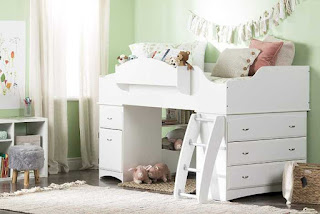 Children's Bedroom Decoration Ideas To Build Talent From A Young Age