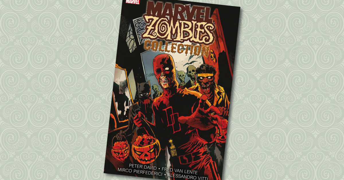 Marvel Zombies Collection 4 Panini Cover