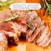 Półkrwista wołowina z masłem rozmarynowo-czosnkowym (4 składniki)