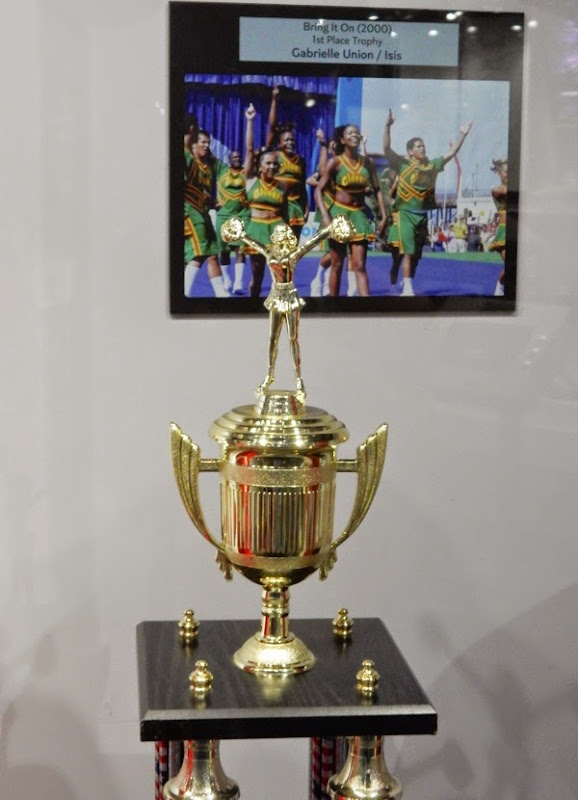 Bring It On 1st place trophy prop