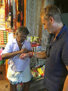 shopping madurai temple