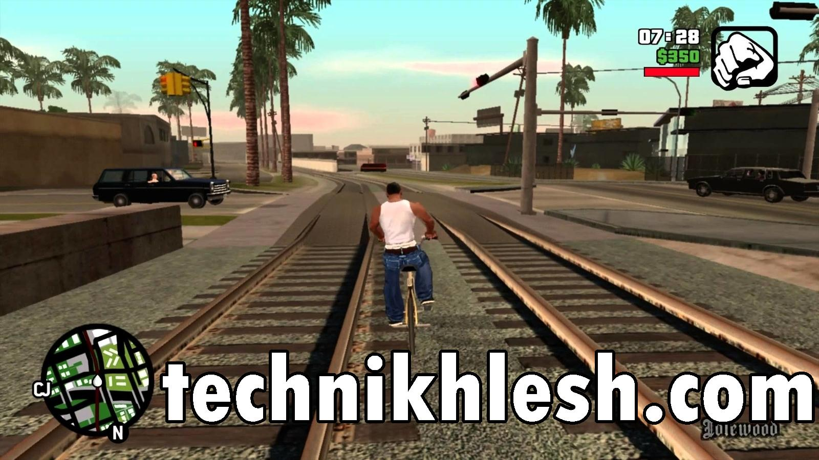 download gta san andreas compressed zip for pc
