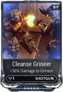 Cleanse Grineer