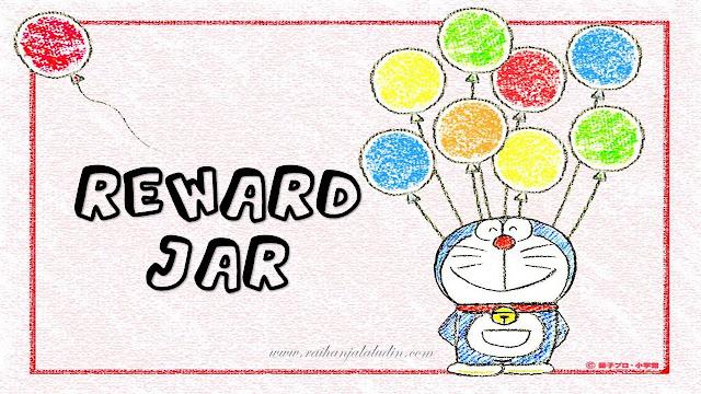 Reward Jar Untuk Murid