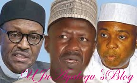 MAGU: At last, Buhari Bows To Senate's Pressure, Pencils Down DCP Ahmed Abdulrahman As New EFCC Boss