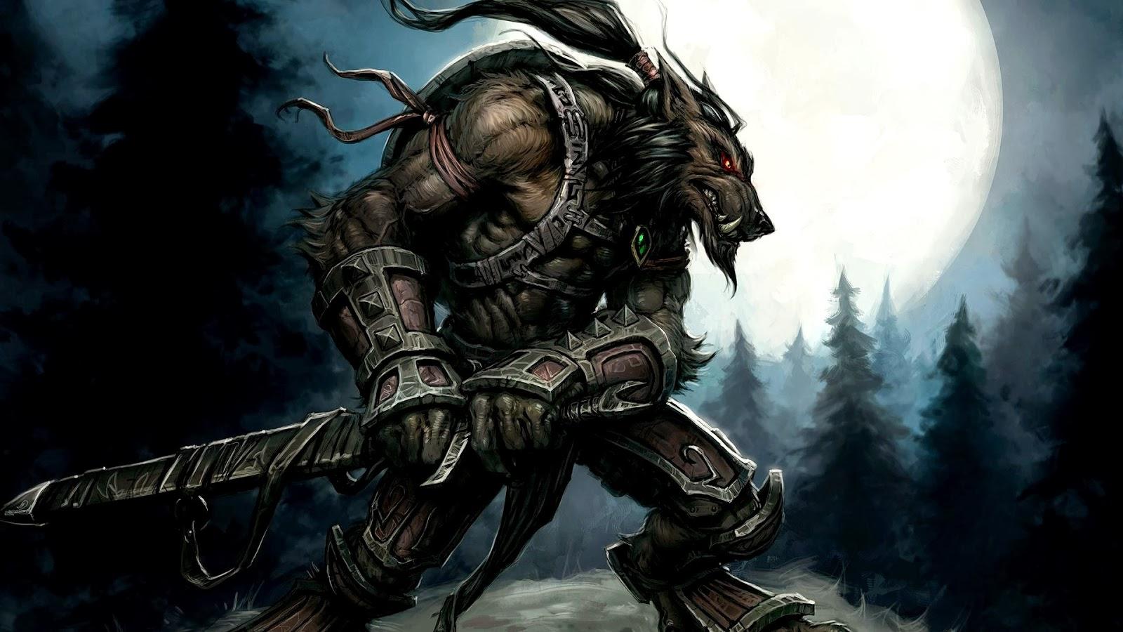 Game Manusia Serigala
