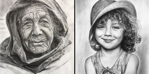 00-Generations-in-Pencil-Portraits-Aduhong-www-designstack-co