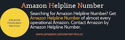 Amazon Helpline Number