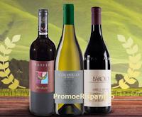 Logo Wineowine: registrati gratis e vinci forniture di vini italiani