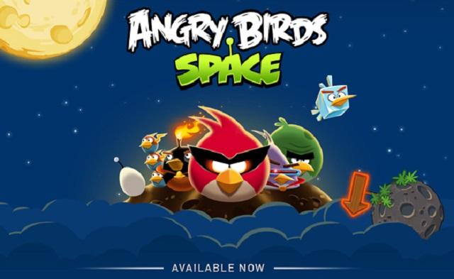 Descargar Angry Birds Space Premium v1.5.2