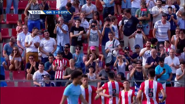 Girona Kalahkan Manchester City