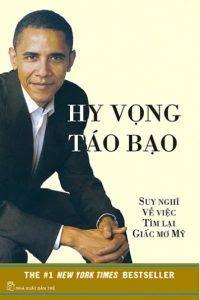 Hy Vọng Táo Bạo - Barack Obama