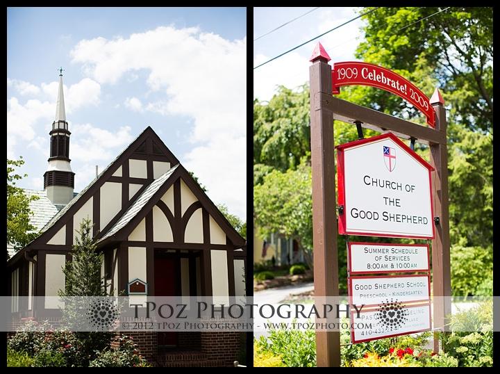 Church of the Good Shepherd Ruxton Towson