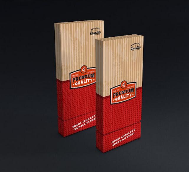 Mock Up Boxes : Box_Mockup