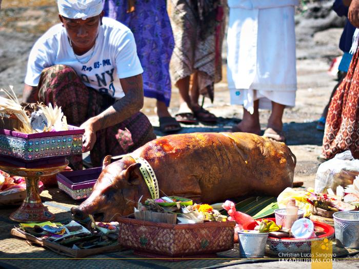 Bali Temples List Celebration