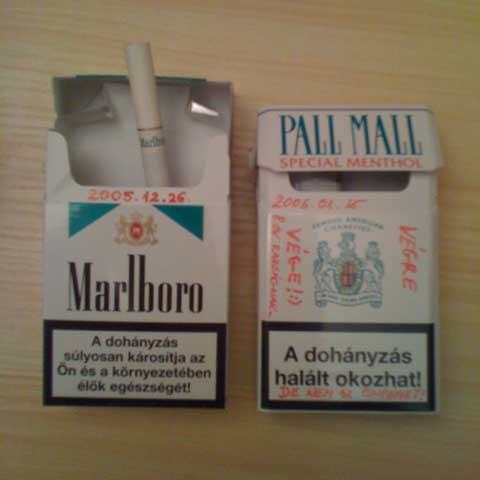 Miért akarsz dohányozni, ha már régen kilépsz. Dohányzás miatt rúgták ki őket - Munkahelyi (T)error