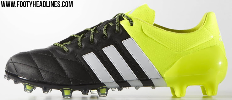 cheap for discount 03c8f ec514 Adidas Ace 2015 Leather Boots Released - Footy Headlines