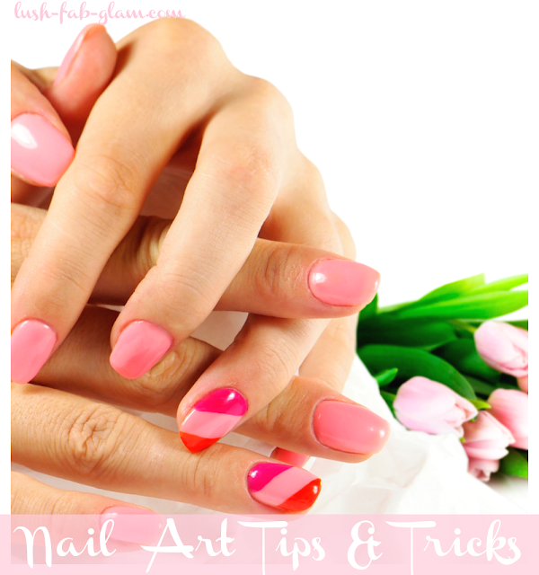 Lush Fab Glam Blogazine: Gel Nail Polish Tips For Beginners
