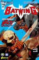Os Novos 52! Batwing #2